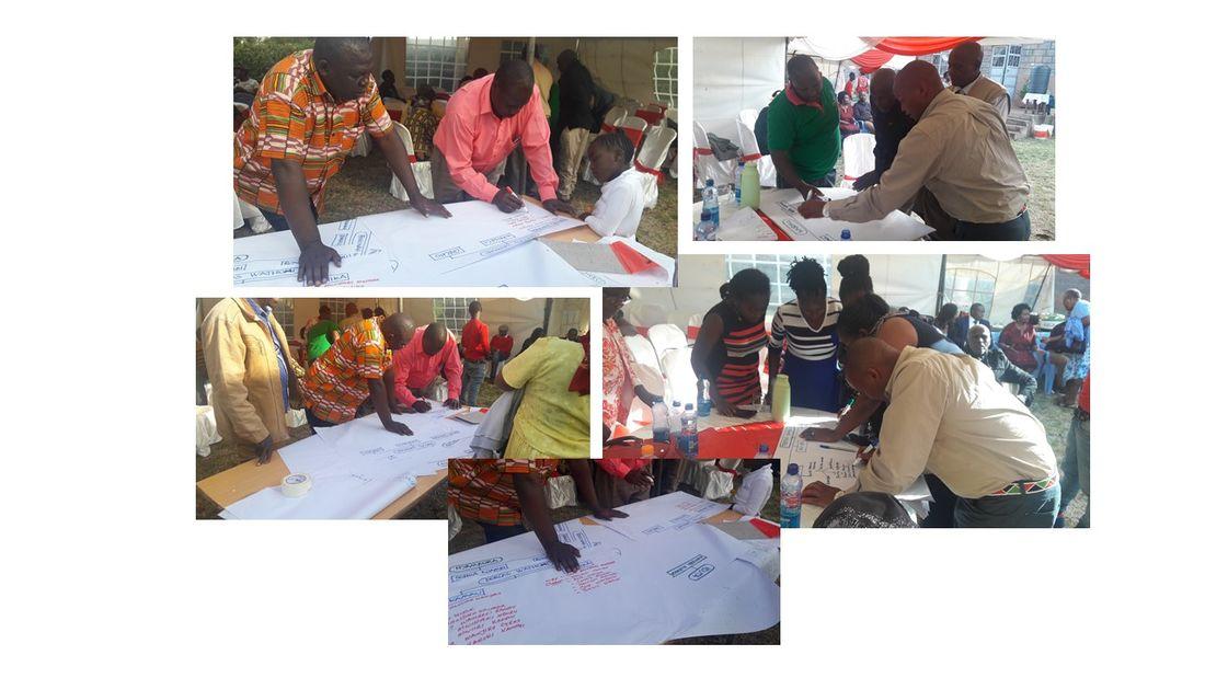 Mwiri geneology building
